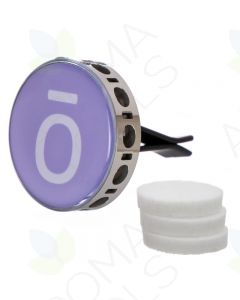 doTERRA Branded Stainless Steel Car Diffuser