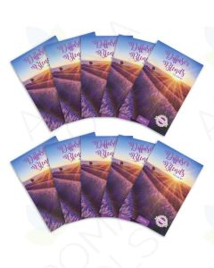 """""""Diffuser Blends to Live By"""" Booklet—Expanded Edition (Pack of 10)"""