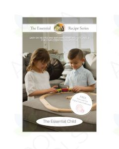 """The Essential Child"" Recipe Booklet with Digital Label Files"
