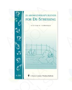 25 Aromatherapy Blends for De-Stressing, by  Victoria H. Edwards