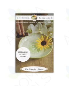 """The Essential Woman"" Recipe Booklet with Labels"