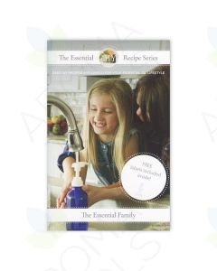 """The Essential Family"" Recipe Booklet with Labels"