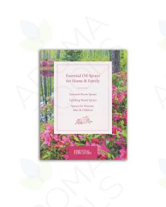 """Essential Oil Sprays for Home and Family"" Booklet"