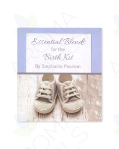 """Essential Blends for the Birth Kit"" Booklet by Stephanie McBride"