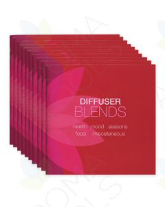 """Diffuser Blends"" Booklet (Pack of 10)"