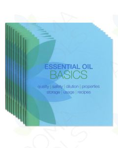 """Essential Oil Basics"" Booklet (Pack of 10)"
