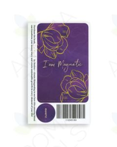 """I am Magnetic"" Label"