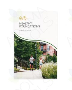 "Symphony of the Cells ""Healthy Foundations"" Bi-fold"