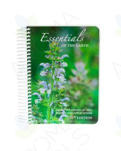 Essentials of the Earth: An Encyclopedia of Oils, Blends, and Applications, by R. James, 11th Edition