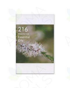 """216 Ways to Use Essential Oils"" Booklet"