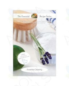 """""""Essential Cleaning"""" Recipe Booklet with Labels"""