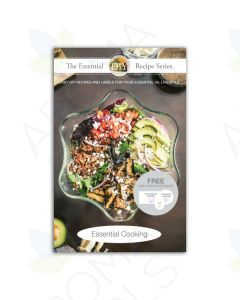 """Essential Cooking"" Recipe Booklet with Labels"