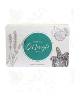 Essential Emotions Oil Insight Cards (Pack of 126)