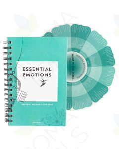 Essential Emotions Book and Wheel, 10th Editions