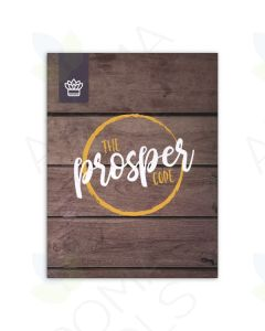 """The Prosper Code"" Booklet by Rebecca Linder Hintze"