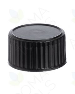 Black Cap, 20-400 Neck Size