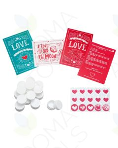 "DIY Assorted ""Love"" Lip Balm Gift Set"
