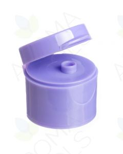 Purple Snap-top Cap, 20-410 Neck Size