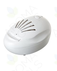 Battery-Operated Diffuser with Power Adapter and 5 Scent Pads