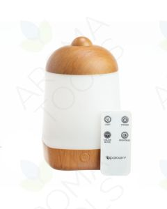SpaMist Wood Grain Ultrasonic Diffuser