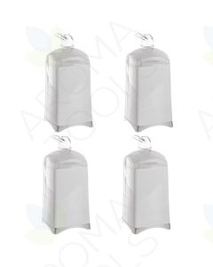 White Whisper Premium Silent Misting Diffuser (Pack of 4)