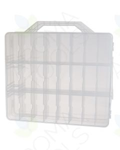 Plastic Essential Oil Storage Case (Holds 48 Vials)