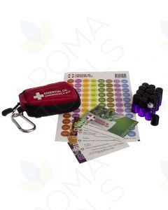 Essential Oil Emergency Kit (12 Sample Vials)