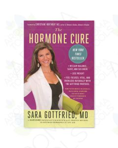 The Hormone Cure, by Sara Gottfried, MD