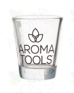 AromaTools Branded Oil Shot Glass