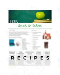 "Lisa Zimmer's ""Back to School"" Digital Make & Take Handout"