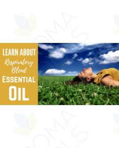 """Respiratory Essential Oil Blend"" Essential Oil Academy Digital Online Class"