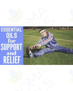 """Essential Oils for Support and Relief"" Essential Oil Academy Digital Online Class"