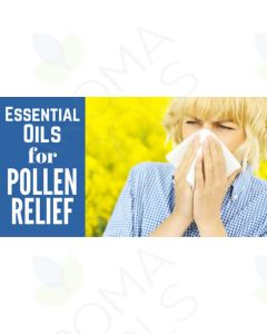 """Essential Oils for Pollen Relief"" Essential Oil Academy Digital Online Class"