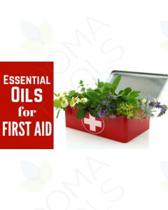 """Essential Oils for First Aid"" Essential Oil Academy Digital Online Class"