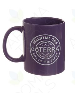 Purple doTERRA Mug