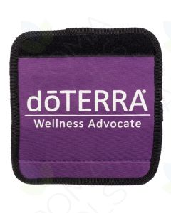 Purple doTERRA Luggage Handle Grip Wrap