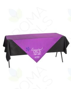 doTERRA Branded Wellness Advocate Square Tablecloth
