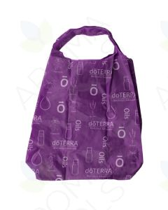 doTERRA Branded Magenta Reusable Shopping Bags (Set of 3)