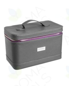 doTERRA Branded Double-tiered Train Case (Holds 73 Vials)