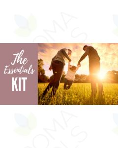 """The Essentials Kit"" Essential Oil Academy Digital Online Class"