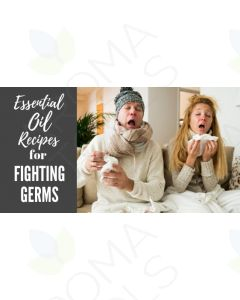 """Essential Oil Recipes for Fighting Germs"" Essential Oil Academy Digital Online Class"
