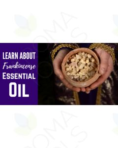 """Frankincense Essential Oil"" Essential Oil Academy Digital Online Class"
