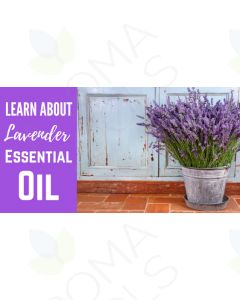 """Lavender Essential Oil"" Essential Oil Academy Digital Online Class"