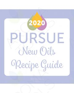 """2020 Pursue: New Oils Recipe Guide"" e-Book"