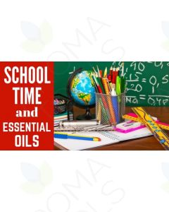 """School Time and Essential Oils"" Essential Oil Academy Digital Online Class"