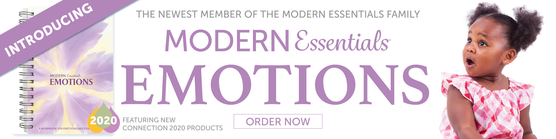 The Newest Member of the Modern Essentials Family!  Modern Essentials Emotions