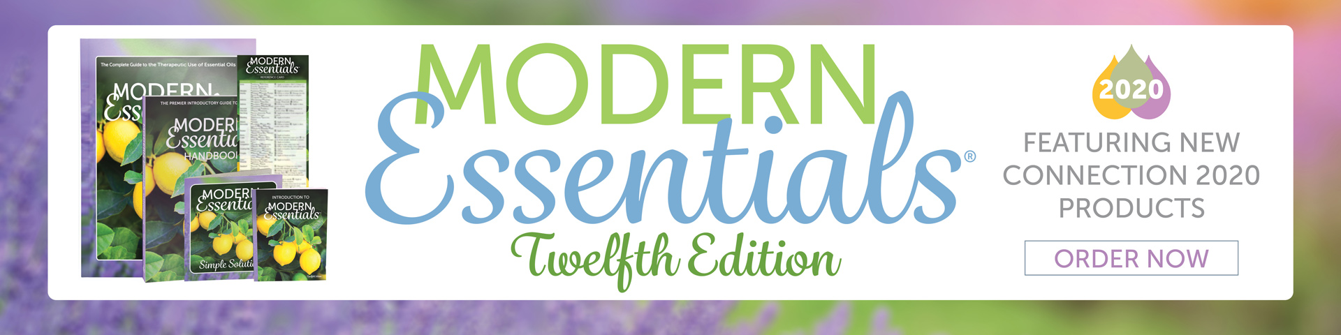 NOW Available for Preorder!  Modern Essentials 12th Editions