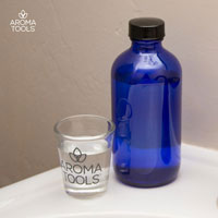 Essential Oil Saltwater Mouthwash