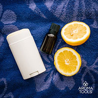 DIY Essential Oil Deodorant
