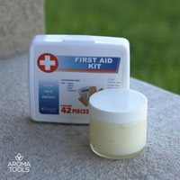 First Aid Coconut Oil Soothing Balm